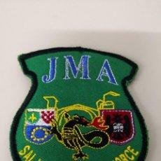 Militaria: PARCHE MILITAR SALAMANDER TASK FORCE J. M. A. Lote 130278410