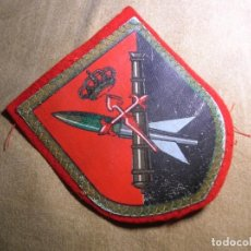 Militaria: RARO Y ANTIGUO PARCHE DEL EJERCITO DE TIERRA A IDENTIFICAR, GRAN TAMAÑO.. Lote 130736169