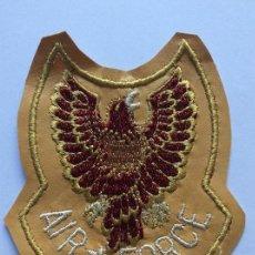 Militaria: PARCHE BORDADO AIR FORCE. Lote 131100056