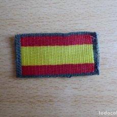 Militaria: PARCHE BANDERA DE ESPAÑA DEL EJÉRCITO ESPAÑOL. OTAN. Lote 131128968