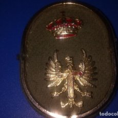 Militaria: GALLETA PARA BOINA. Lote 132593382