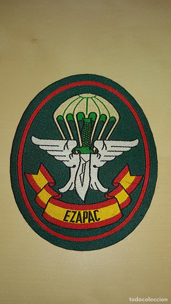 PARCHE EZAPAC FINALES AÑOS 90 (Militar - Parches de tela )