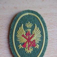 Militaria: PARCHE LEGIÓN BOINA VERDE BOEL. BANDERA OPERACIONES ESPECIALES LEGION. Lote 152812168