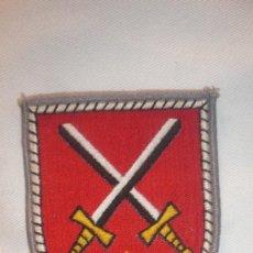 Militaria: PARCHE DE TELA UNIDAD MILITAR ALEMANA. Lote 135213742