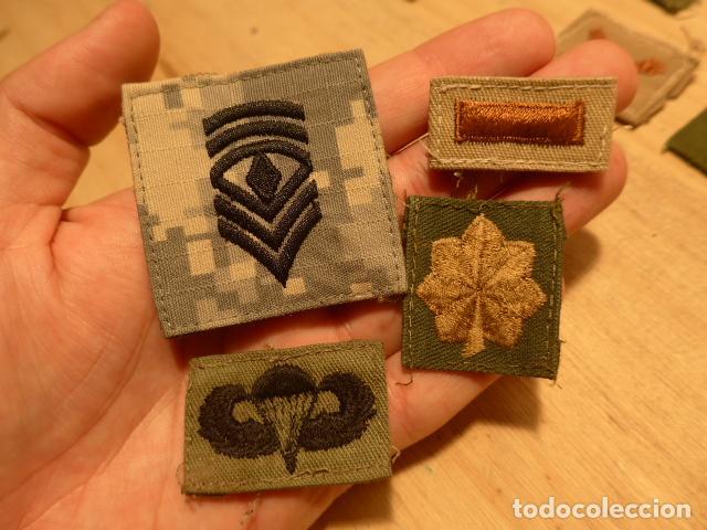 Militaria: Lote de 21 antiguo parche americano, estados unidos. Parches originales. Vietnam ? - Foto 7 - 136067050
