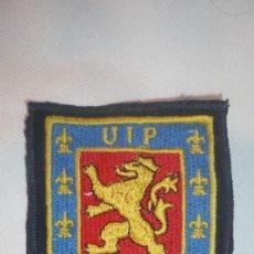 Militaria: PARCHE ORIGINAL CUERPO NACIONAL DE POLICIA (ESPAÑA) UIP (UNIDAD DE INTERVENCIÓN POLICIAL). Lote 136805078