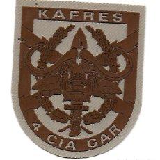Militaria: PARCHE GUARDIA CIVIL 4 CIA GAR KAFRES ARIDO. Lote 191396753