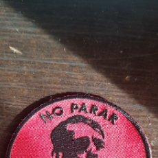 Militaria: PARCHE RAMIRO LEDESMA RAMOS JONS. Lote 137636914