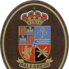 Militaria: PARCHE MISION INTERNACIONAL BALEARES II KSPAGT XX KOSOVO. Lote 137791802