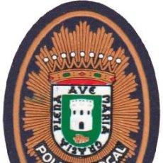 Militaria: PARCHE POLICÍA LOCAL, MUNICIPIO DE GALICIA (04). Lote 139629334