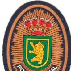 Militaria: PARCHE POLICÍA LOCAL, MUNICIPIO DE GALICIA (10). Lote 140044306