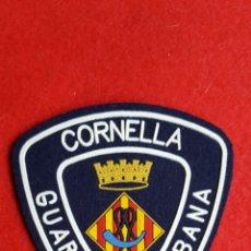 Militaria: EMBLEMA GUARDIA URBANA CORNELLA. Lote 141578514