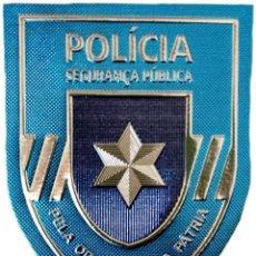 Militaria: PARCHE POLICIA NACIONAL DE PORTUGAL POLICIA DE SEGURNÇA PUBLICA - EB01260. Lote 147618614