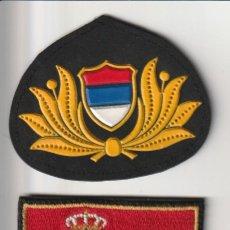 Militaria - POLICIA - LOTE 4 PARCHES - 142500558