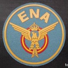 Militaria: PARCHE ENA EJERCITO AIRE AGA. Lote 142770546