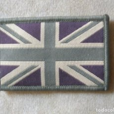 Militaria: PARCHE CAMO DE VELCRO DE BANDERA BRITANICA.. Lote 143275122