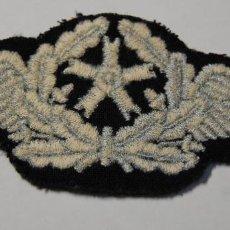 Militaria: DISTINTIVO COMERCIAL PARA PERSONAL TECNICO DE LA LUFTWAFFE DE ALEMANIA.SEGUNDA GUERRA MUNDIAL.. Lote 143923706