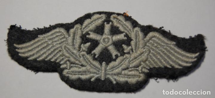Militaria: DISTINTIVO COMERCIAL PARA PERSONAL TECNICO DE LA LUFTWAFFE DE ALEMANIA.SEGUNDA GUERRA MUNDIAL. - Foto 2 - 143923706