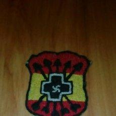 Militaria: PARCHE DIVISIÓN AZUL. DESCONOZCO PROCEDENCIA Y SI ES ORIGINAL. Lote 144586422