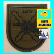 Militaria: PARCHE DEL MANDO DE ARTILLERÍA DE CAMPAÑA DEL EJÉRCITO ESPAÑOL - MACA - A ESTRENAR - 8.25 EUROS. Lote 145282814