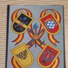 Militaria: TERCIO DUQUE DE ALBA II DE LA LEGIÓN, CEUTA. BANDERA. Lote 220281991