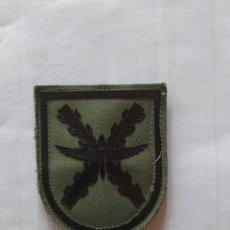 Militaria: PARCHE EMBLEMA GENÉRICO FAMET VERDE CON VELCRO. Lote 147140497