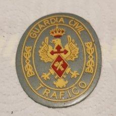 Militaria: PARCHE DE PECHO GUARDIA CIVIL. UNIDAD DE TRÁFICO . Lote 147623054