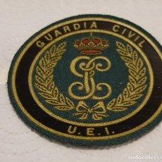 Militaria: PARCHE GUARDIA CIVIL U.E.I. UNIDAD ESPECIAL DE INTERVENCIÓN . Lote 147626158