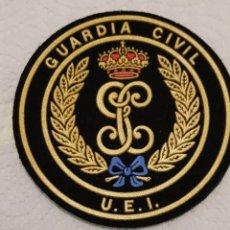 Militaria: PARCHE GUARDIA CIVIL U.E.I. UNIDAD ESPECIAL DE INTERVENCIÓN . Lote 147626774