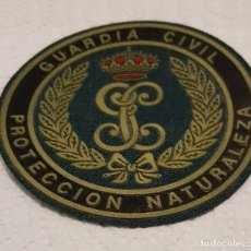 Militaria: PARCHE GUARDIA CIVIL PROTECCIÓN NATURALEZA. SEPRONA. Lote 147627050