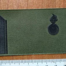 Militaria: PARCHE GALLETA DE PECHO DIVISAS BRIGADA ARTILLERIA. Lote 147727230
