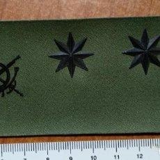 Militaria: PARCHE GALLETA DE PECHO DIVISAS TENIENTE CORONEL INFANTERIA. Lote 147729466