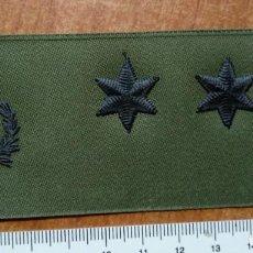 Militaria: PARCHE GALLETA DE PECHO DIVISAS TENIENTE SANIDAD. Lote 147729714