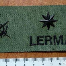 Militaria: PARCHE GALLETA DE PECHO DIVISAS COMANDANTE INFANTERIA. Lote 147730262