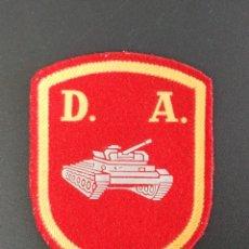 Militaria: PARCHE DE GALA DE LA DIVISIÓN ACORAZADA. Lote 148247833