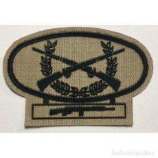 Militaria: PARCHE TIRADOR SELECTO FUSIL EN COLOR ÁRIDO. Lote 148854574