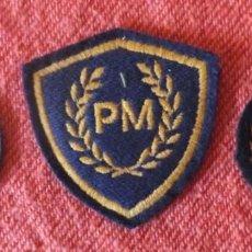 Militaria: MACEDONIA - POLICIA PARCHES DE GORRA . Lote 149568690