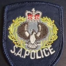 Militaria: SOUTH AUSTRALIA POLICE (AUSTRALIA). Lote 149696914