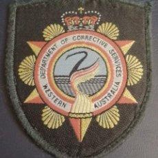 Militaria: WESTERN AUSTRALIA DEPARTMENT OF CORRECTIVE SERVICES (AUSTRALIA). Lote 149697158