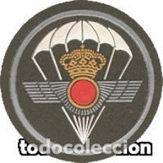 Militaria: PARCHE BOINA PARACAIDISTA EZAPAC. Lote 175027114