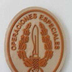 Militaria: PARCHE OVALDO OPERACIONES ESPECIALES COE BOEL EZAPAC ARIDO. Lote 188829211