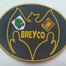 Militaria: PARCHE DE EMPRESA DE SEGURIDAD PRIVADA : BREYCO. Lote 150612922