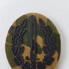 Militaria: EMBLEMA CURSO OPERACIONES ESPECIALES PECHO COE BOEL UOE MOE EZAPAC FGNE ROCOSO. Lote 188829285
