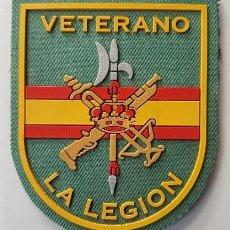 Militaria: PARCHE VETERANO LA LEGION BOEL SARGA. Lote 156174725