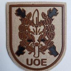 Militaria: PARCHE BOINA VERDE UOE COE MOE ARIDO. Lote 188829771