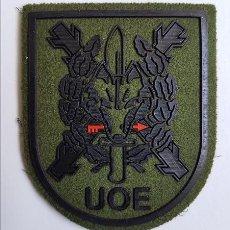 Militaria: PARCHE BOINA VERDE UOE COE MOE VERDE. Lote 188829801