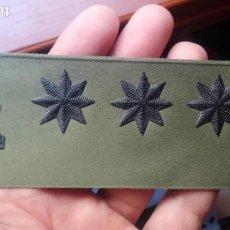 Militaria: PARCHE DE PECHO CORONEL INGIENIEROS NUEVO SIN ESTRENAR. Lote 151102662