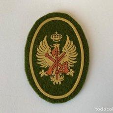 Militaria: EMBLEMA BOINA VERDE UOEL BOEL BANDERA OPERACIONES ESPECIALES LA LEGIÓN. Lote 151444634