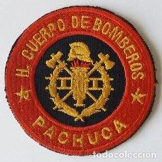 Militaria: PARCHE BOMBEROS MÉXICO (701). Lote 151457722