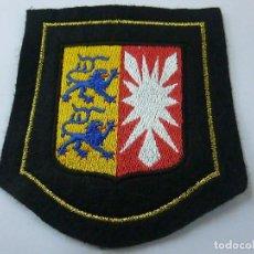 Militaria: PARCHE DE TELA -N. Lote 153117222